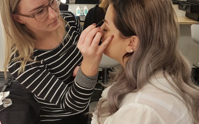Wenkbrauw workshop 'Perfect Brows', leuk en leerzaam!