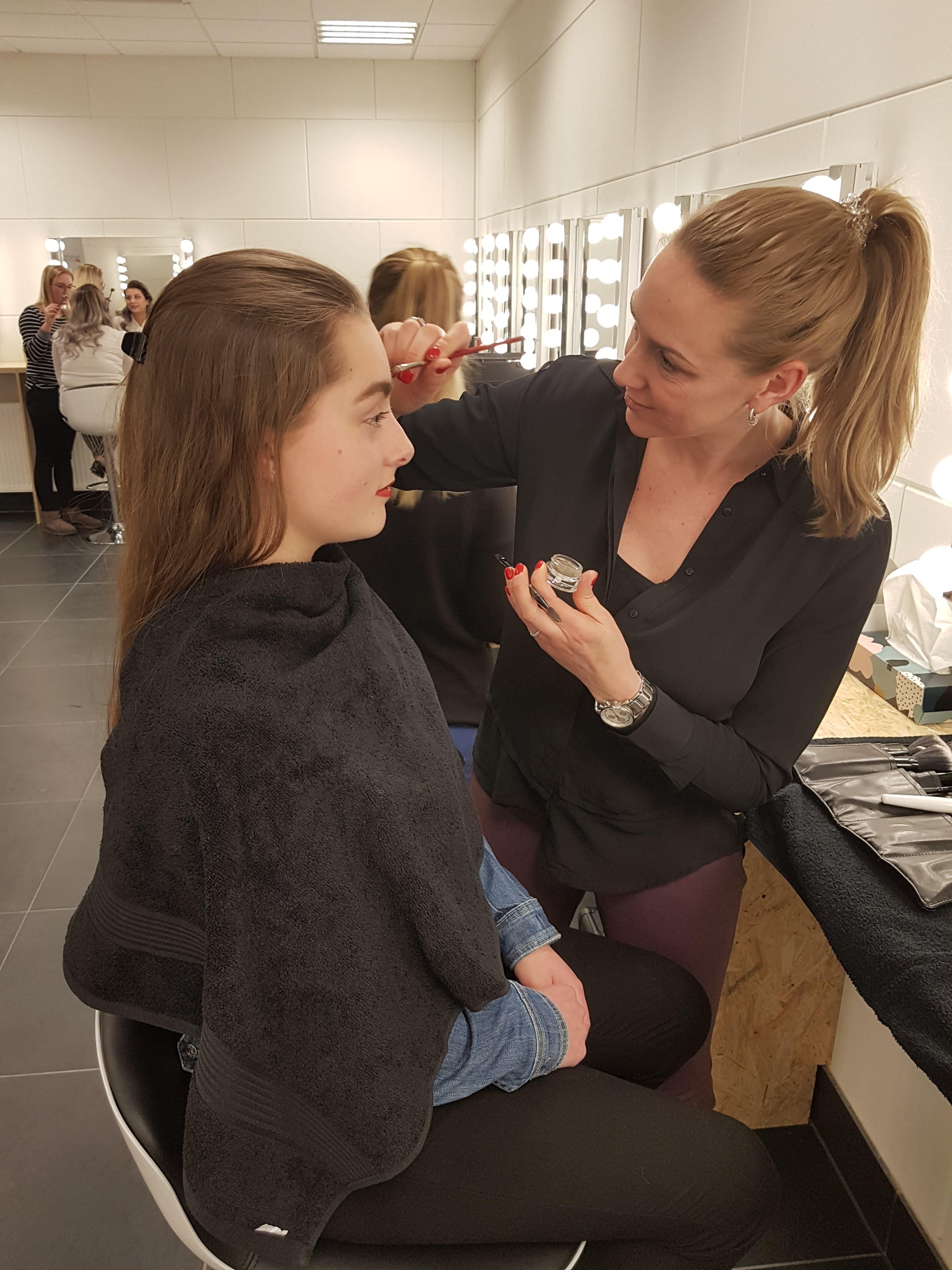 visagie opleiding perfect eyebrow