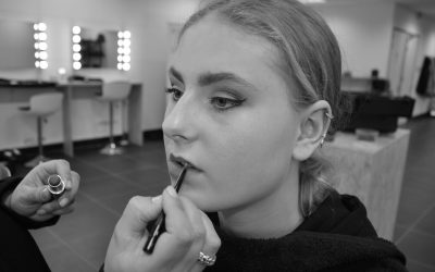 Alles leren over fotografie make-up?