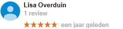 Lisa review visagie opleiding