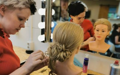 6-Weekse cursus Hairstyling