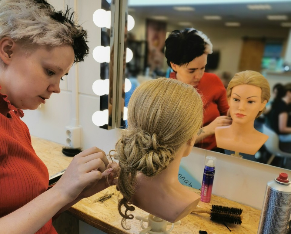 hairstyling opleiding